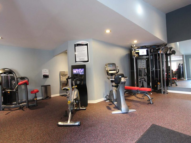 TGM Worthington Green Apartments Fitness Gym 3
