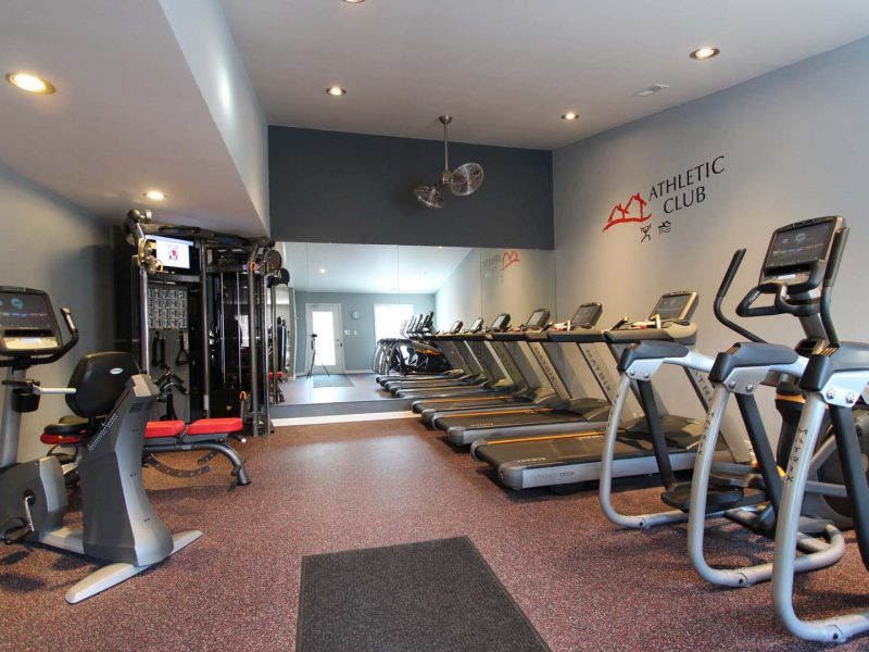 TGM Worthington Green Apartments Fitness Gym 4
