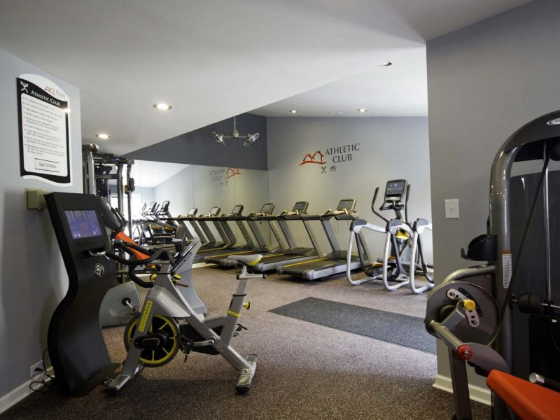 TGM Worthington Green Apartments Fitness Gym 5